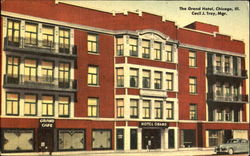 The Grand Hotel Postcard