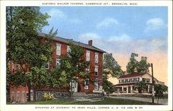 Historic Walker Taverns, Cambridge Jct.