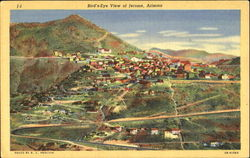 Bird's Eye View Of Jerome