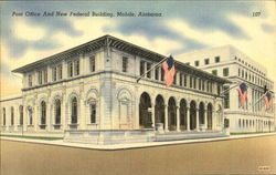 Post Office And New Federal Building