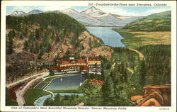 Troutdale In The Pines