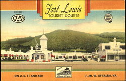 Fort Lewis Tourist Courts, U. S. 11 And 460
