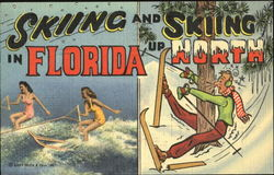 Florida Aqua-Maids Water Skiing