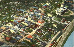 Aerial View Of Jefferson City