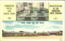Summerton Motel And Dining Room