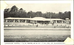Lakeside Motel, U. S. Hwys 301 & 15