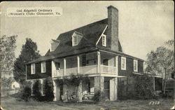 Old Edgehill Ordinary