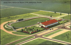 Aerial View Hollywood Kennel Club