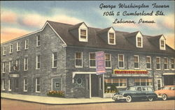 George Washington Tavern, 10th & Cumberland Sts.