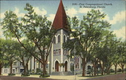 First Congregational Church, 3rd Avenue and 4th St