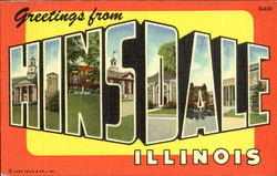 Greetings From Hinsdale