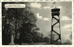 Oak Ridge Tower, Battlefield