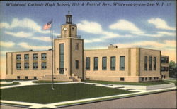 Wildwood Catholic High School, 15th & Central Ave