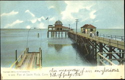 Pier At Savin Rock