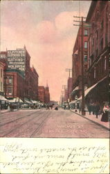 Walnut St Postcard