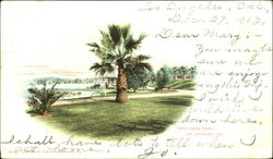 West Lake Park Postcard