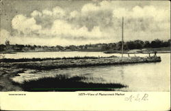 View Of Mamaroneck Harbor