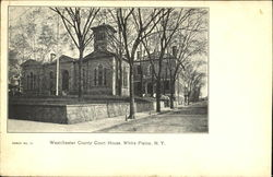 Westchester County Court House Postcard
