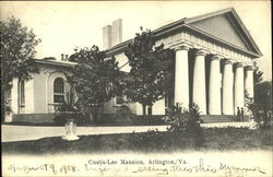 Custis-Lee Mansion
