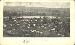 Bird's Eye View Of Matamoras