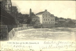 The Dam And The Mill