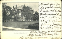 Montclair Club House