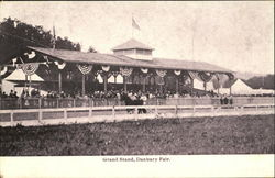 Grand Stand Danbury Fair