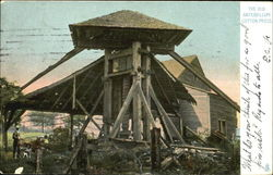 The Old Antebellum Cotton Press