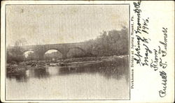 Perkiomen Bridge At Spring Mount