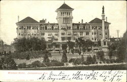 Windsor Hotel Postcard