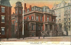 Union League, Broad And Walnut Sts