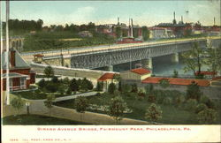 Girard Avenue Bridge, Fairmount Park