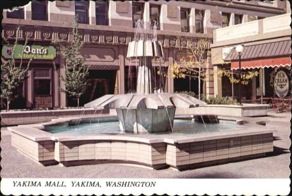 Complete list of shops, stores, malls, boutiques, and shopping centers in Yakima, Washington.