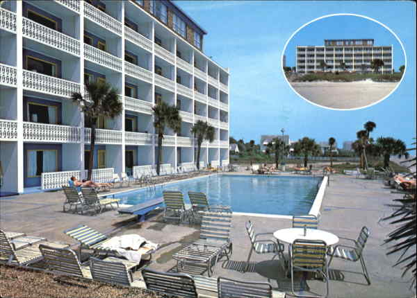 The Sea Islands 6000 North Ocean Blvd Myrtle Beach SC
