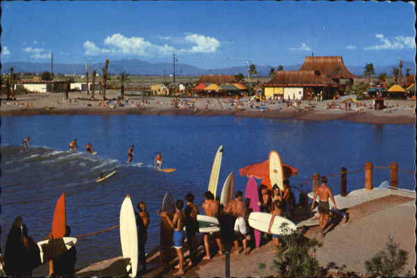Big Surf, 1500 North HAyden Rd. Tempe Arizona