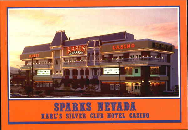 Karl's Silver Club Hotel Casino Sparks Nevada