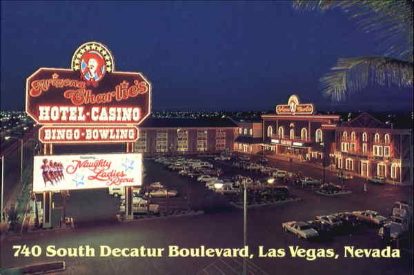 Arizona Charlie's Hotel Las Vegas