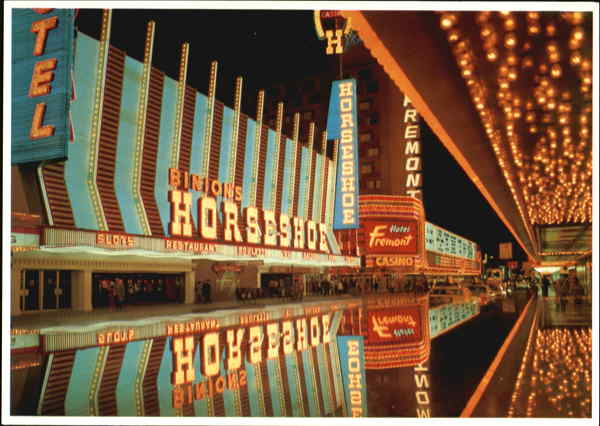 Horseshoe Club Las Vegas Nevada