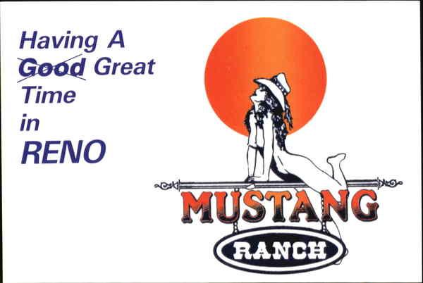 Mustang Ranch Mustang Rench Nv