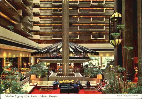 Fabulous Regency Hyatt House Atlanta Ga