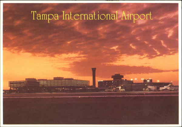 Tampa International Airport Florida Airports