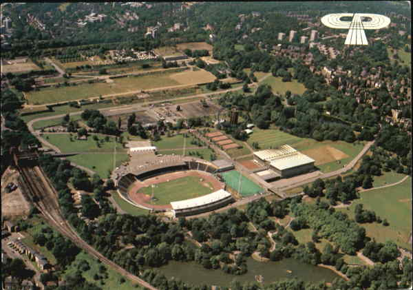 Crystal Palace National Sports Centre London England