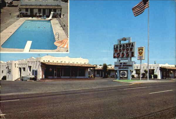 La Posta Motor Lodge 4111 North Mesa El Paso Tx