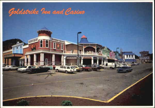 Goldstrike Inn And U S Highway 93
