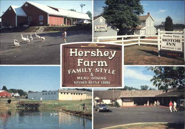 Hershey Farm Restaurant And Inn Lancaster Pa