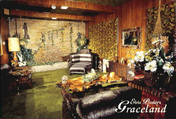 Elvis Presley's Graceland Celebrities