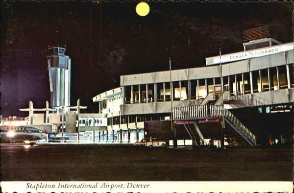 stapleton international airport denver co