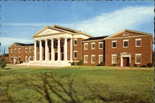 Colleges In Greensboro Nc >> Dana Auditorium Guilford College Greensboro Nc