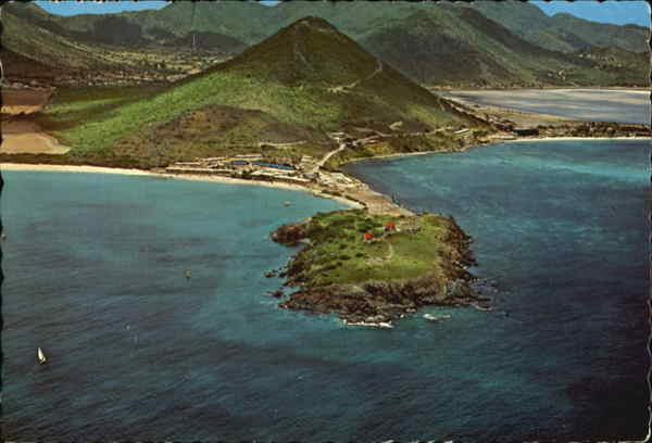 Fort Amsterdam St. Maarten Caribbean Islands