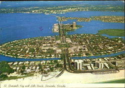 St. Armands Key And Lido Beach